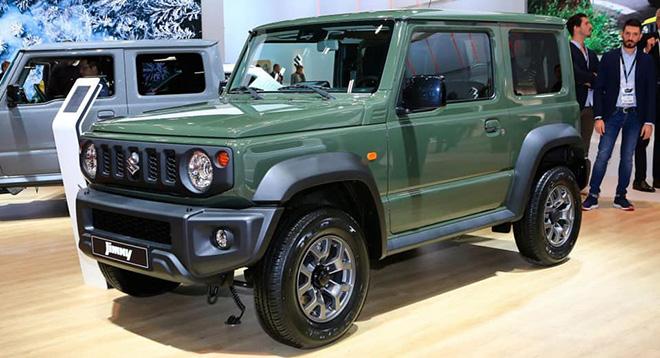 Suzuki Việt Nam lộ thông tin nhập khẩu xe Jimny và xe mới Hybrid trong năm nay - 5