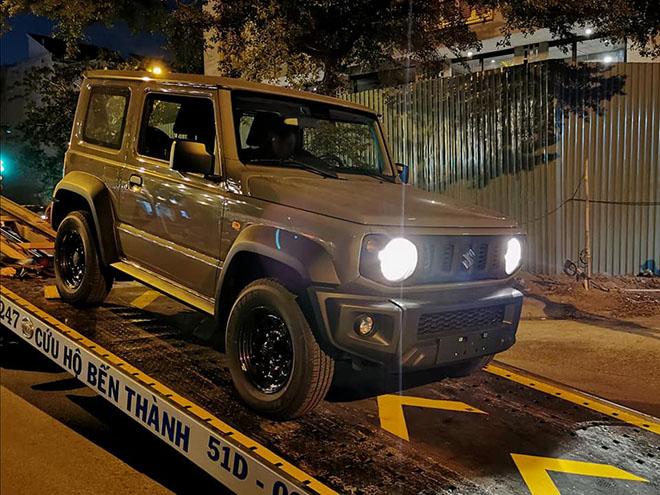 Suzuki Việt Nam lộ thông tin nhập khẩu xe Jimny và xe mới Hybrid trong năm nay - 1