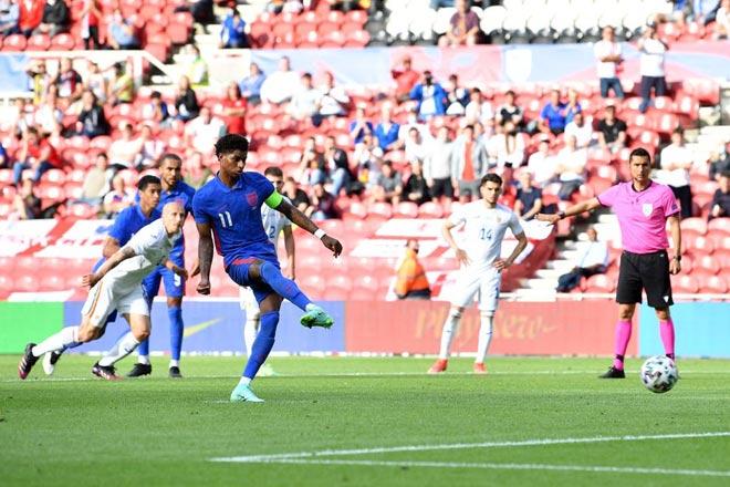 ĐT Anh lần đầu thắng 6 trận liền sau 6 năm, Rooney vẫn dự đoán sốc về EURO - 1