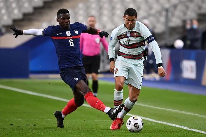 ĐT Pháp mạnh nhất EURO 2021: Pogba lớn tiếng dọa hạ Ronaldo - Bồ Đào Nha 3 bàn - 1