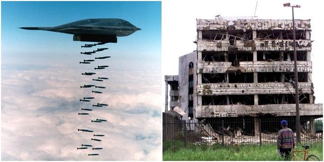 Nhìn lại vụ Mỹ dội bom Đại sứ quán Trung Quốc - 1