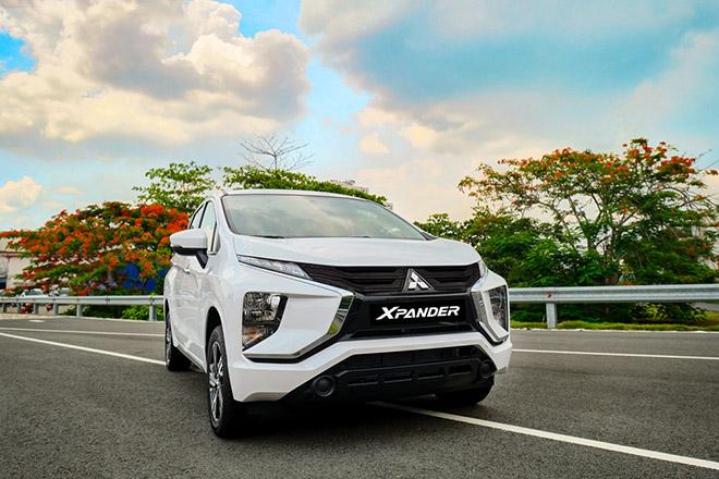 Giá xe Mitsubishi Xpander lăn bánh tháng 6/2021 - 1