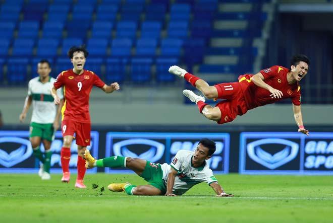 Hậu vệ Indonesia xin lỗi Tuấn Anh và HLV Park Hang Seo vì pha bóng thô bạo - 1