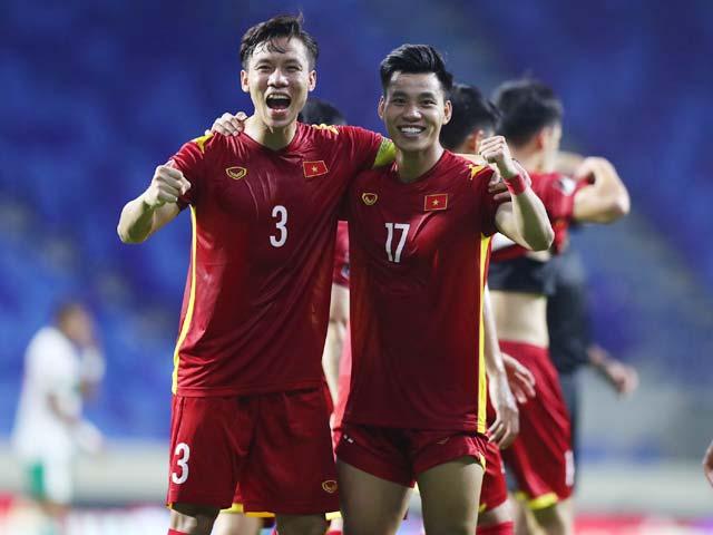 Nóng bảng xếp hạng vòng loại World Cup: Việt Nam vùi dập Indonesia, hơn UAE mấy điểm? - 1