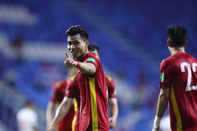 ĐT Việt Nam xé lưới Indonesia sau 54 đường chuyền: Chơi Tiki-taka đẳng cấp thế giới - 1