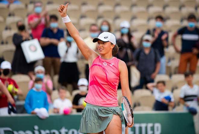 """Roland Garros ngày 9: """"Nữ hoàng"""" tiến bước vào tứ kết, SAO Mỹ bị loại - 1"""