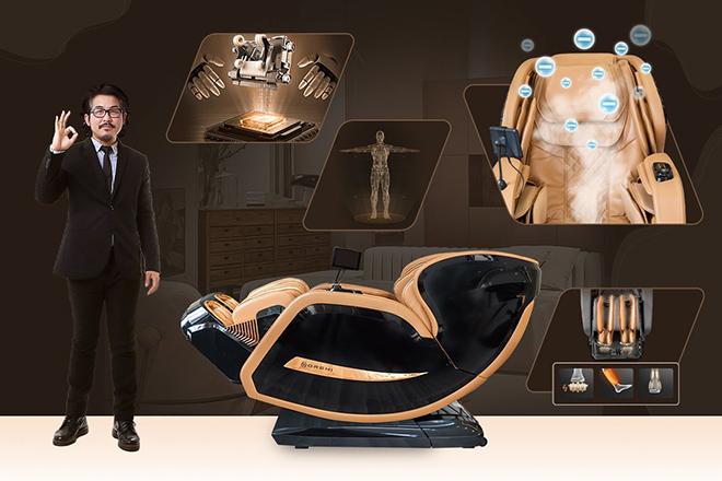 Tưng bừng khai trương showroom ghế massage Oreni Bình Tân tại TP Hồ Chí Minh - 1