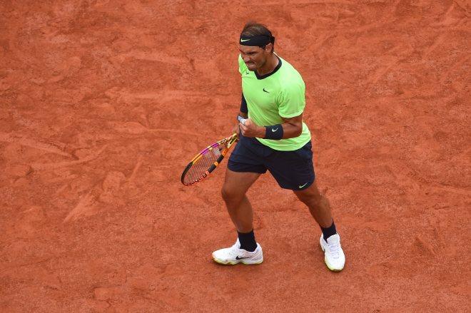 Video tennis Nadal - Sinner: Khởi đầu như mơ, ác mộng 2 set cuối (Roland Garros) - 1