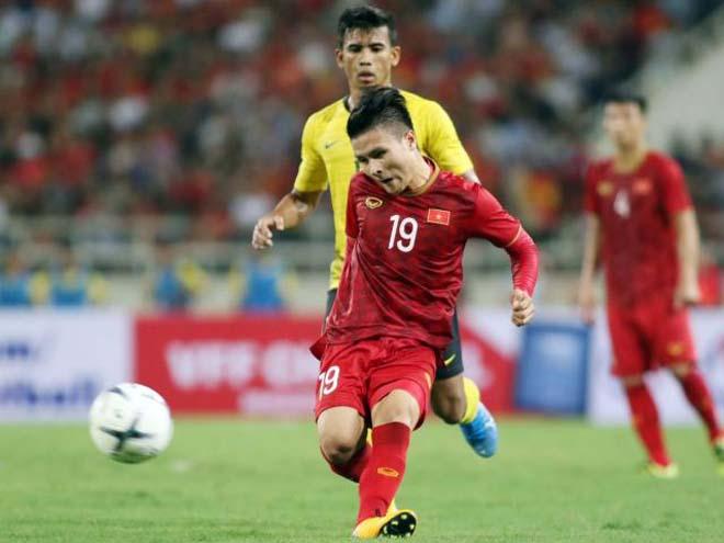 Quang Hải bị treo giò, thầy Park chọn ai thay trận Việt Nam đại chiến Malaysia - 1