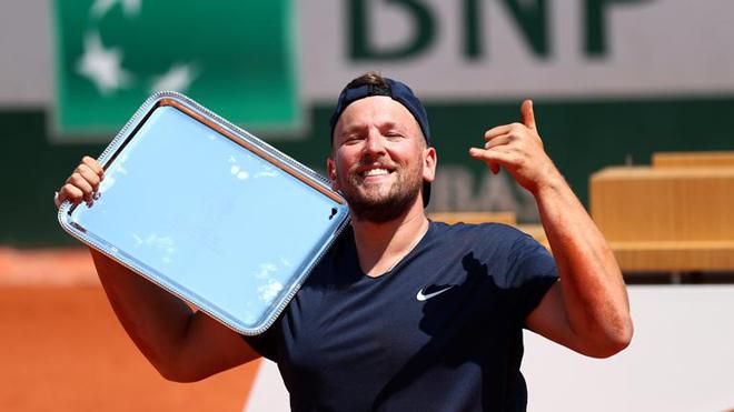 """""""Vua đất nện"""" mới thắng 100% ở Roland Garros, 13 lần vô địch Grand Slam - 1"""
