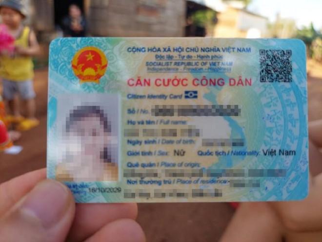 Bộ Công an: 35 triệu người Việt Nam đã được cấp số định danh cá nhân - 1