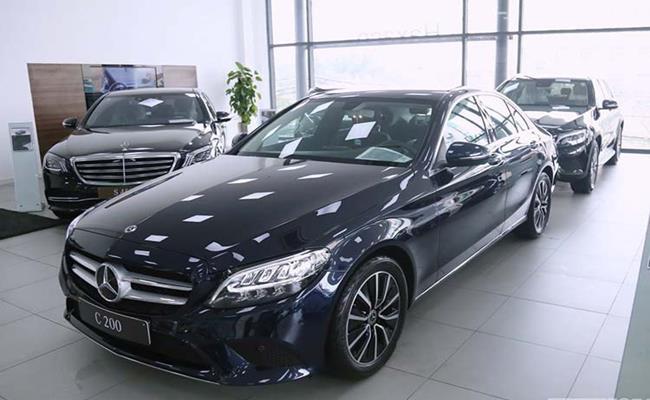 Trên thị trường, xe Mercedes-Benz C200 tại hãng đang được bán với mức giá 1,499 tỷ đồng.