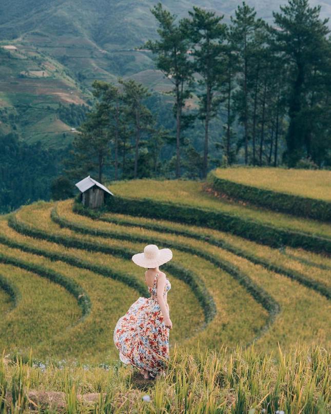 Ảnh du lịch đẹp như tạp chí của nữ sinh trường Y Hà Nội - 5