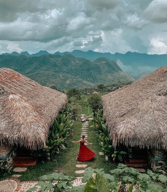Ảnh du lịch đẹp như tạp chí của nữ sinh trường Y Hà Nội - 6