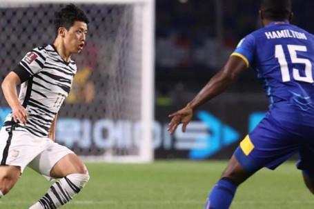 """Video Sri Lanka - Hàn Quốc: Đại thắng """"5 sao"""", cầm chắc vé đi tiếp"""