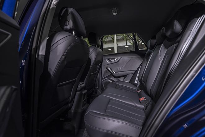 Audi Q2 thế hệ mới ra mắt thị trường Việt, giá bán hơn 1,6 tỷ đồng - 13