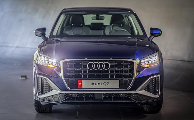 Audi Q2 thế hệ mới ra mắt thị trường Việt, giá bán hơn 1,6 tỷ đồng - 7