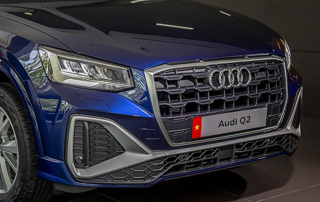 Audi Q2 thế hệ mới ra mắt thị trường Việt, giá bán hơn 1,6 tỷ đồng - 8