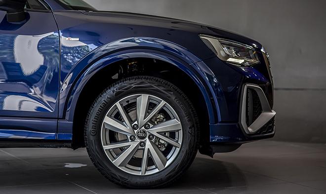 Audi Q2 thế hệ mới ra mắt thị trường Việt, giá bán hơn 1,6 tỷ đồng - 9