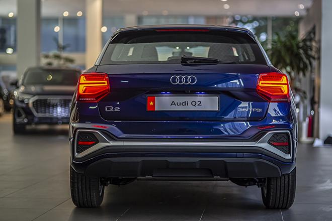 Audi Q2 thế hệ mới ra mắt thị trường Việt, giá bán hơn 1,6 tỷ đồng - 4