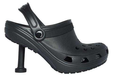 """Balenciaga kết hợp Crocs tạo ra """"đôi giày cao gót xấu xí"""" - 3"""