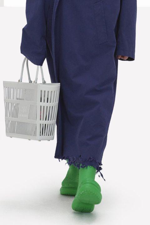 """Balenciaga kết hợp Crocs tạo ra """"đôi giày cao gót xấu xí"""" - 4"""