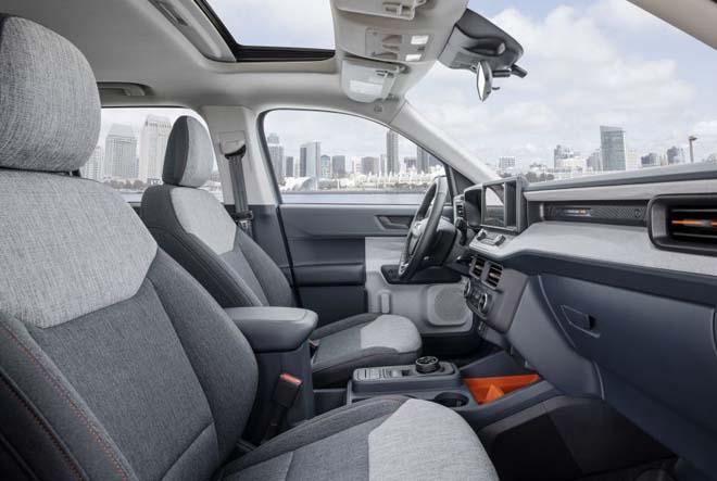 Bán tải cỡ nhỏ Ford Maverick chính thức trình làng, giá từ 459 triệu đồng - 10