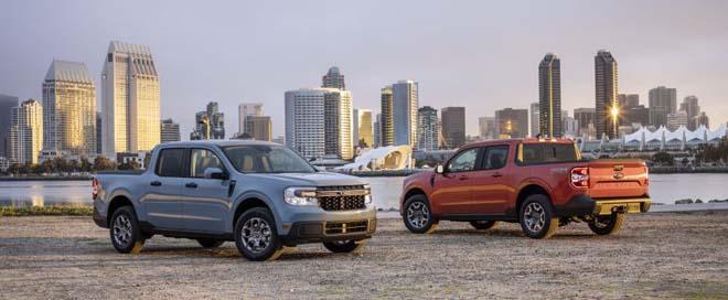 Bán tải cỡ nhỏ Ford Maverick chính thức trình làng, giá từ 459 triệu đồng - 16