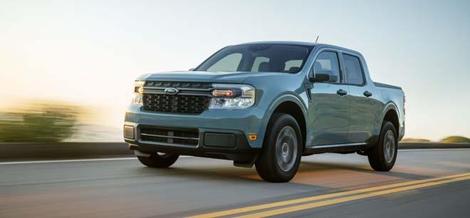Bán tải cỡ nhỏ Ford Maverick chính thức trình làng, giá từ 459 triệu đồng - 14