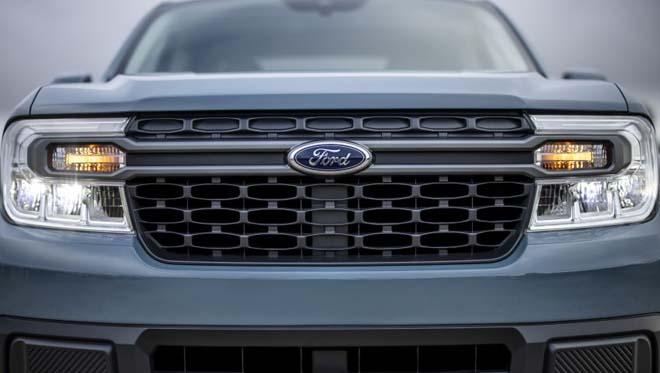 Bán tải cỡ nhỏ Ford Maverick chính thức trình làng, giá từ 459 triệu đồng - 4