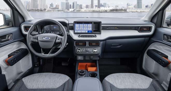 Bán tải cỡ nhỏ Ford Maverick chính thức trình làng, giá từ 459 triệu đồng - 9
