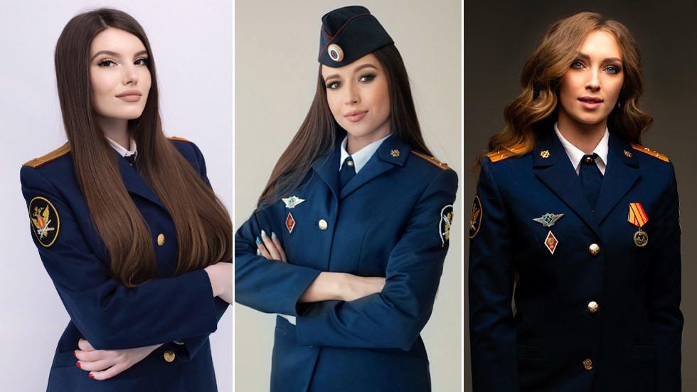 Chiêm ngưỡng nhan sắc 12 nữ cai ngục Nga xinh đẹp nhất - 1