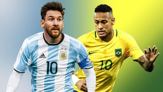 """Đua vô địch Copa America 2021: Messi - Argentina vào bảng """"tử thần"""", quyết lật đổ Brazil - 1"""