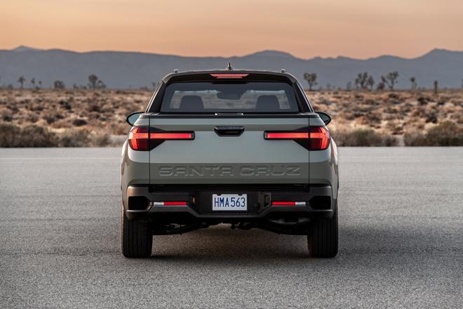 Hyundai Santa Cruz gây ấn tượng với mức tiêu thụ nhiên liệu tiết kiệm - 5