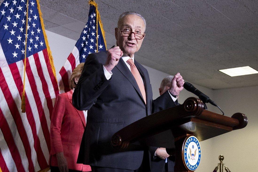 Thượng viện Mỹ thông qua dự luật 240 tỉ USD đối phó Trung Quốc - 1