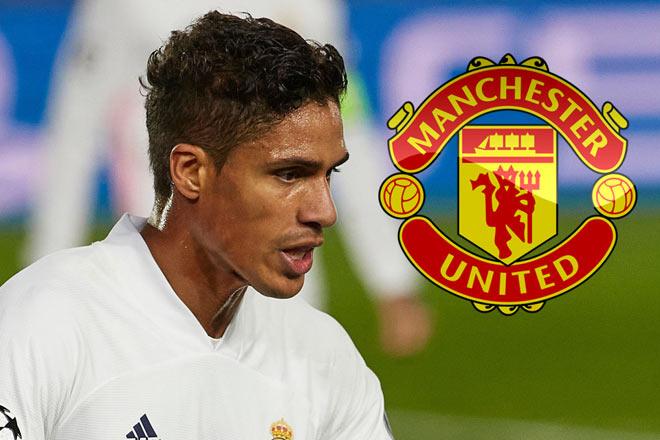 Tin mới nhất bóng đá tối 9/6: Real Madrid báo giá bán Varane cho MU - 1