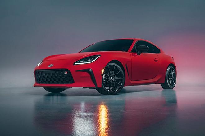 Toyota GR86 thế hệ mới chính thức ra mắt, giá gần 700 triệu đồng - 1