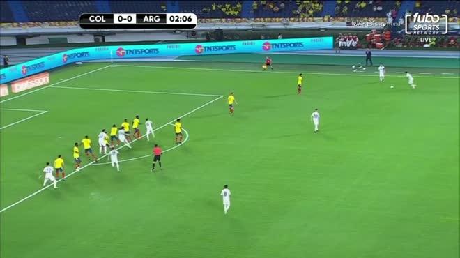 Video Colombia - Argentina: Ngược dòng choáng váng, Messi bất lực
