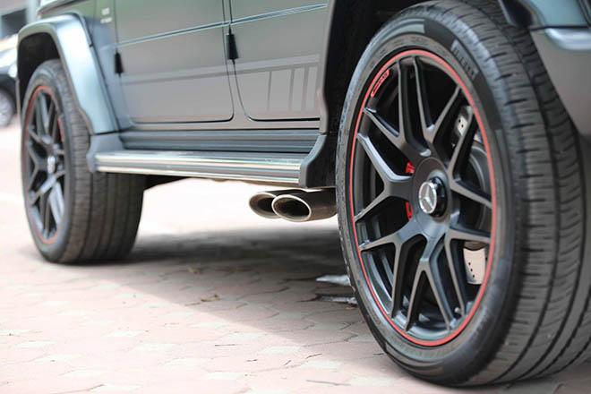 Ông chủ showroom xe chịu chơi đem Mercedes-AMG G63 ra bán vải thiều Bắc Giang - 4