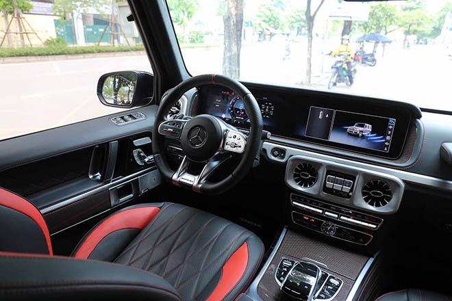 Ông chủ showroom xe chịu chơi đem Mercedes-AMG G63 ra bán vải thiều Bắc Giang - 5