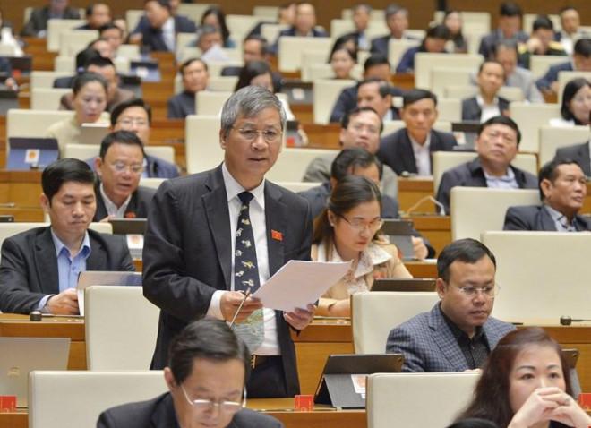 Có 4 người tự ứng cử trúng cử Quốc hội khóa XV - 1