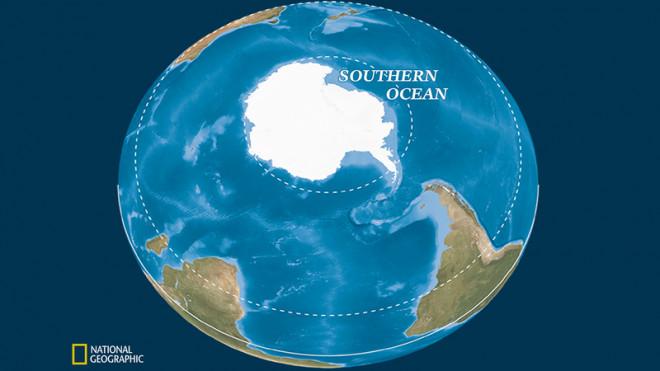 Trái Đất có thêm đại dương thứ 5: tròn, lạnh và bí hiểm - 1
