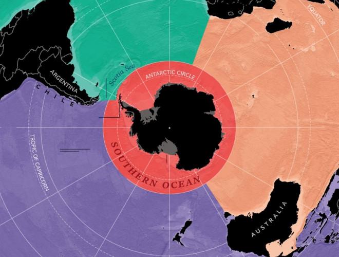 Trái Đất có thêm đại dương thứ 5: tròn, lạnh và bí hiểm - 3