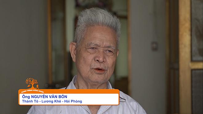 Bí kíp thoát khỏi đau lưng âm ỉ của cụ ông 87 tuổi - 1