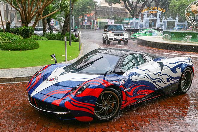 Điểm danh 3 mẫu siêu xe đắt đỏ nhất tại Việt Nam - 3