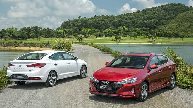 Hyundai Elantra được một số đại lý giảm giá lên đến 40 triệu đồng - 6