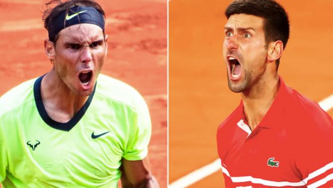 Nadal lần thứ 58 đụng độ Djokovic, khán giả Roland Garros lại thất vọng - 1