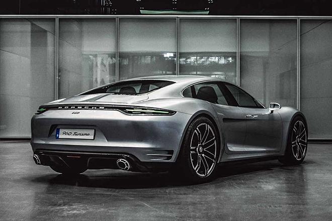 Porsche Taycan có thêm biến thể nhỏ và giá thấp hơn - 3