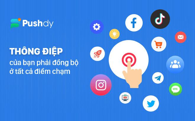 Quảng cáo như thế nào mới là hiệu quả - giải pháp tiếp thị tự động hóa đến từ Pushdy - 1