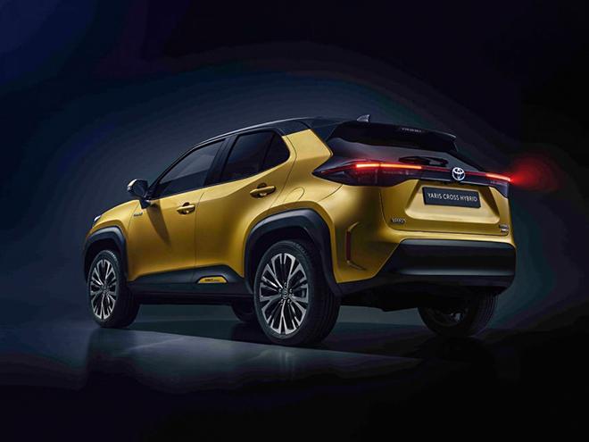 Toyota Việt Nam đăng kỷ bảo hộ kiểu dáng thêm hai xe mới - 6
